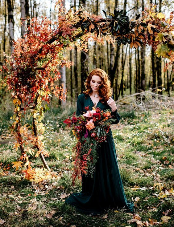 The Magic of Marry in Autumn 2