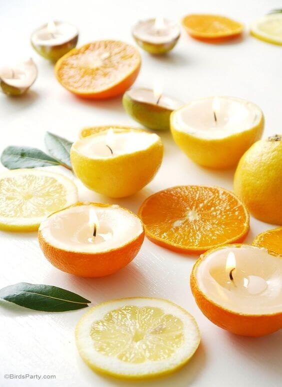 Handmade Candles in 5 Steps 5
