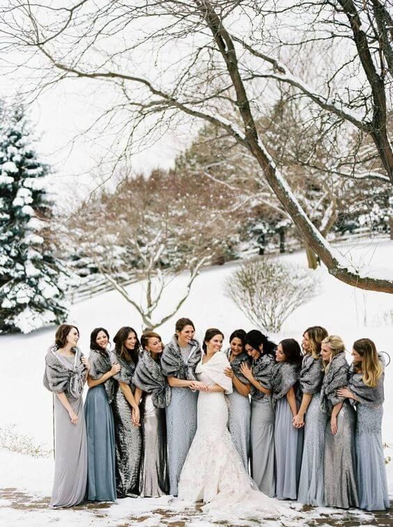 Wedding in Winter 16