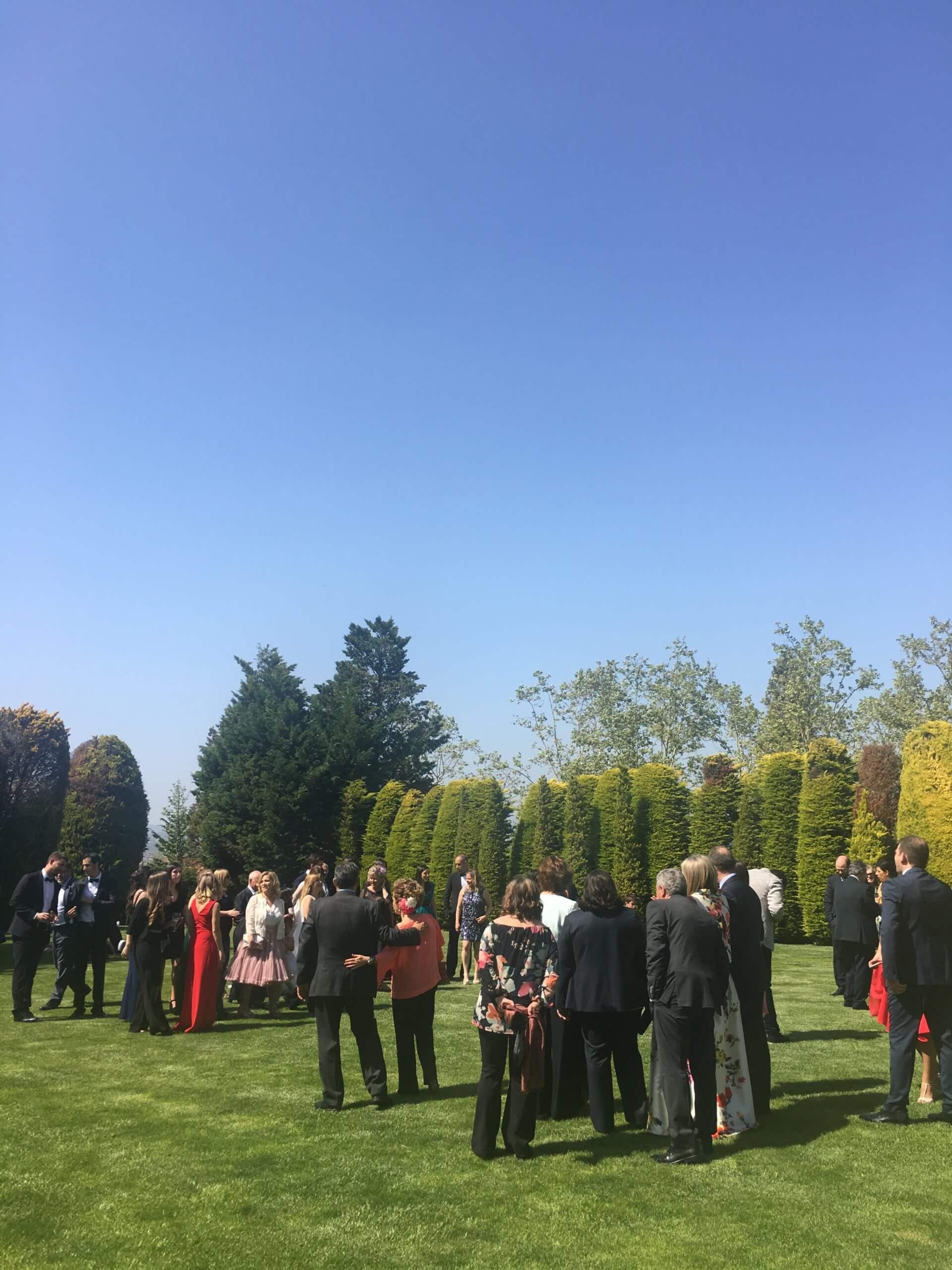 Cuando se cuela un invitado incómodo en la boda: el Covid19 2